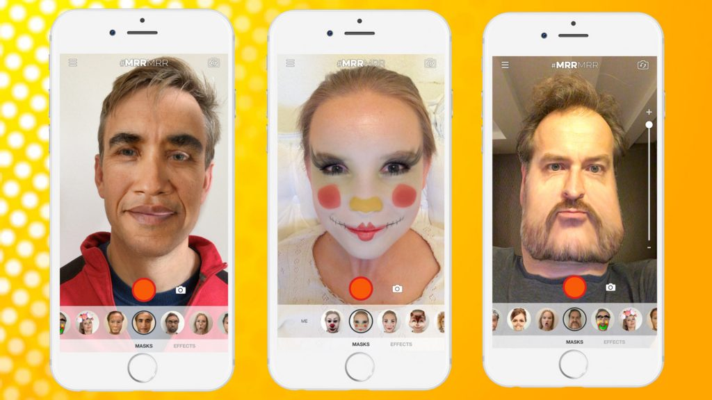 Face Swap - Live Face Sticker Camera